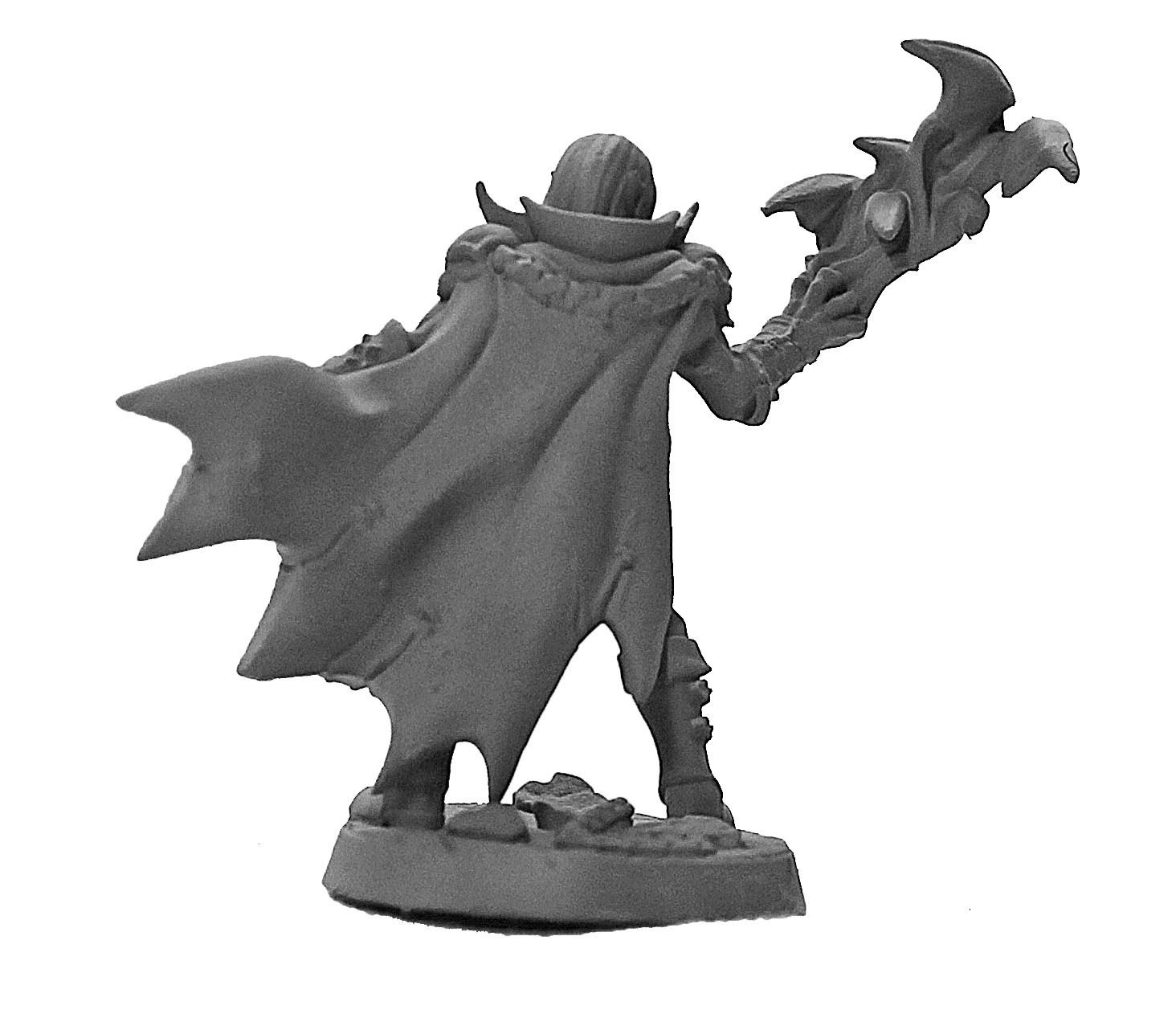 Lord Vampiro miniatura RPG Boargame Hobby pintura  M2  - Dragon Store