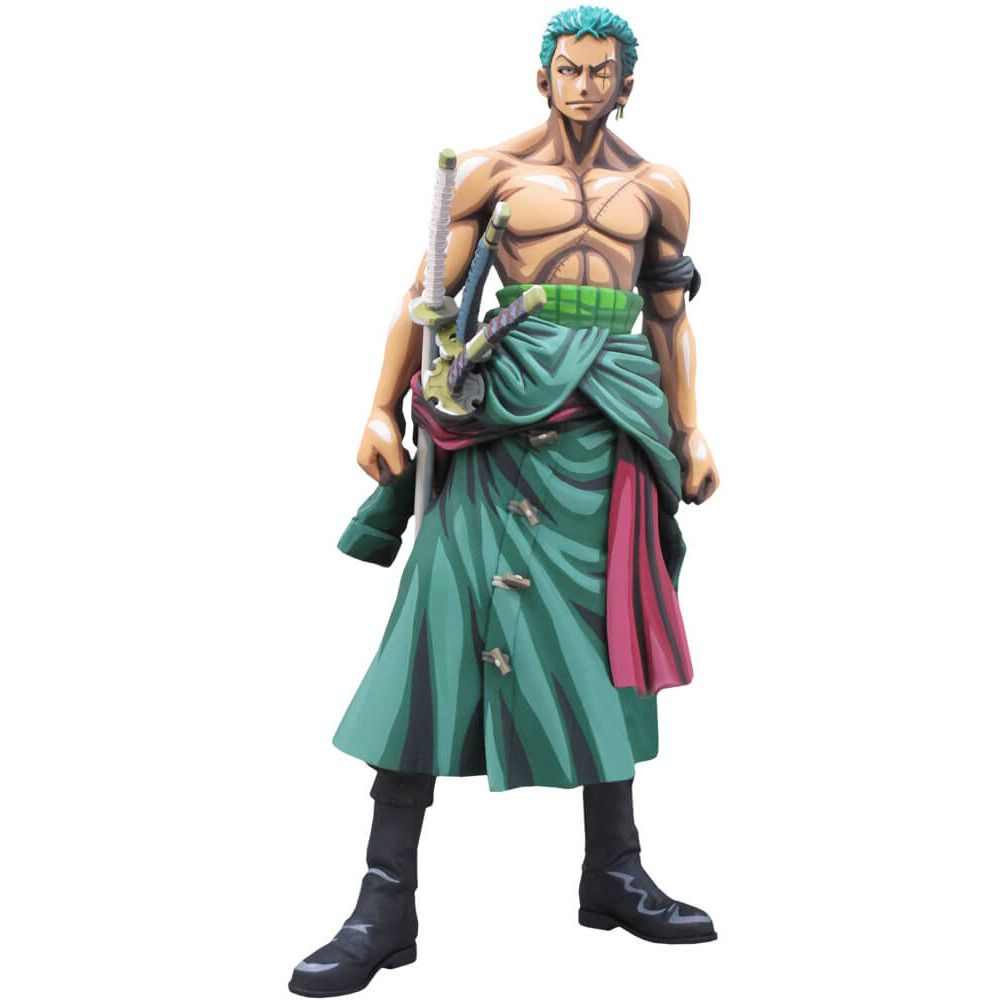 Roronoa Zoro Manga Dimension Banpresto - Bandai One Piece