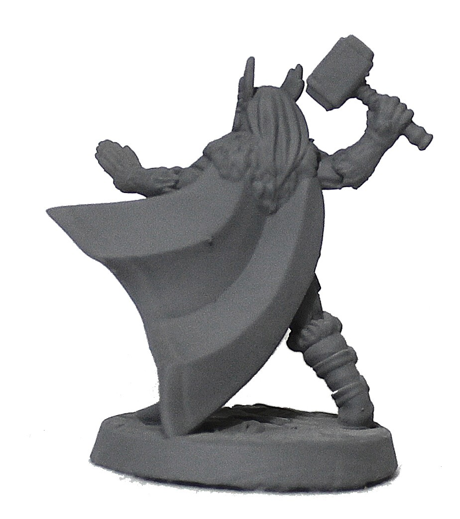 Thor - Deus nordico miniatura RPG Boargame Hobby pintura   - Dragon Store