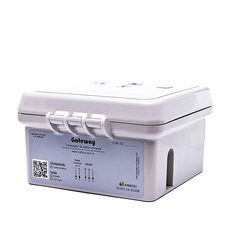 BLIT-GW Módulo eletrônico para recepção de dados por rádio frequência e transmissão de sinais