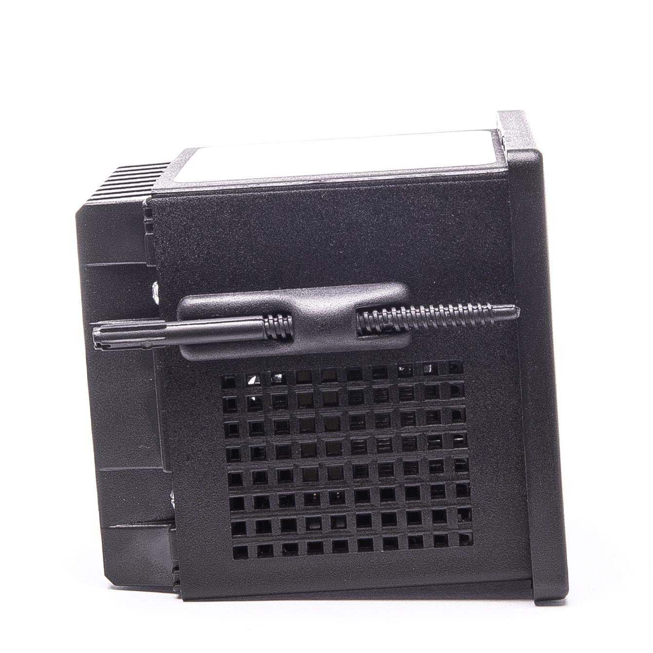 BLIT-P Indicador de vazão e totalizador de volume para painel com entrada digital