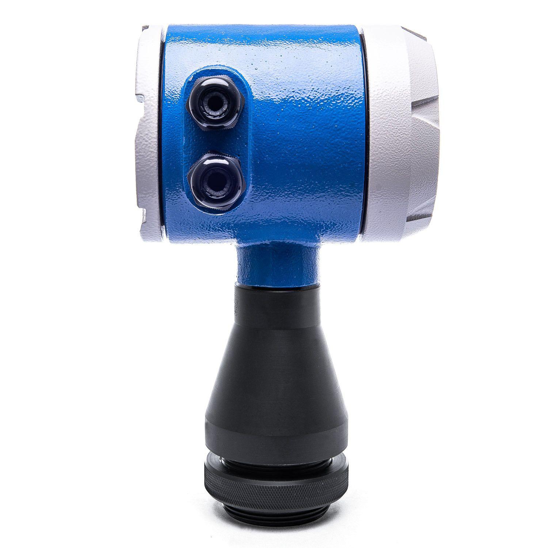 BLIT-UP Medidor ultrassônico para calha Parshall com indicador de vazão e totalizador de volume - IP67