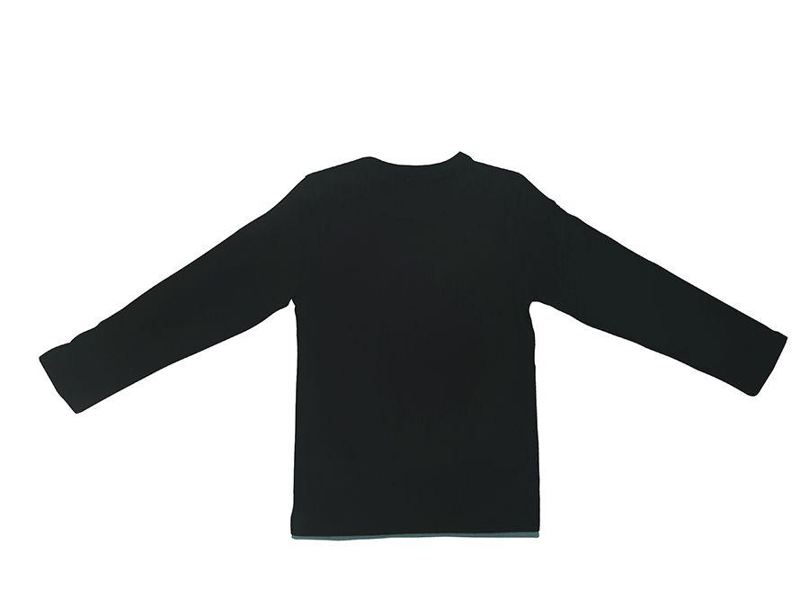 Camiseta preta - Infantil