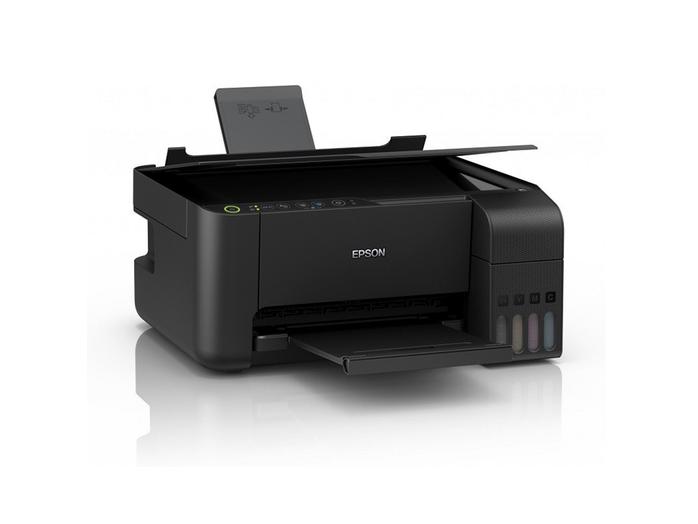 75864f59af5db Impressora Multifuncional Epson EcoTank L3150