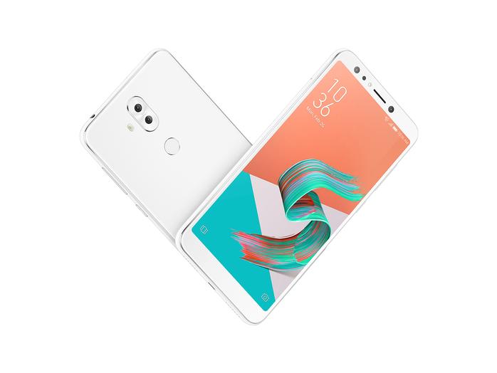 c09e27dc3 ... Android 7.0 e Dual Chip Branco. FOTOS. Smartphone Asus Zenfone 5 Selfie  64GB