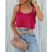 Top Tricot Marilia - Pink