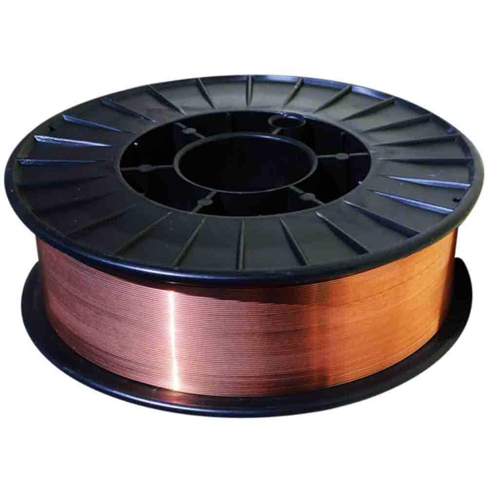 ARAME PARA SOLDA MIG 5 KG 0,6 MM V8 BRASIL