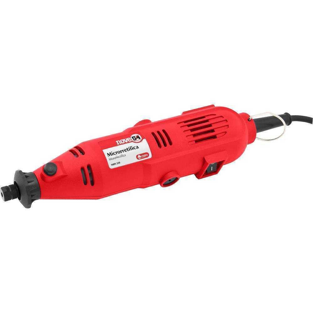MICRORRETIFICA NOVE54 MRN127 130W 30000 RPM