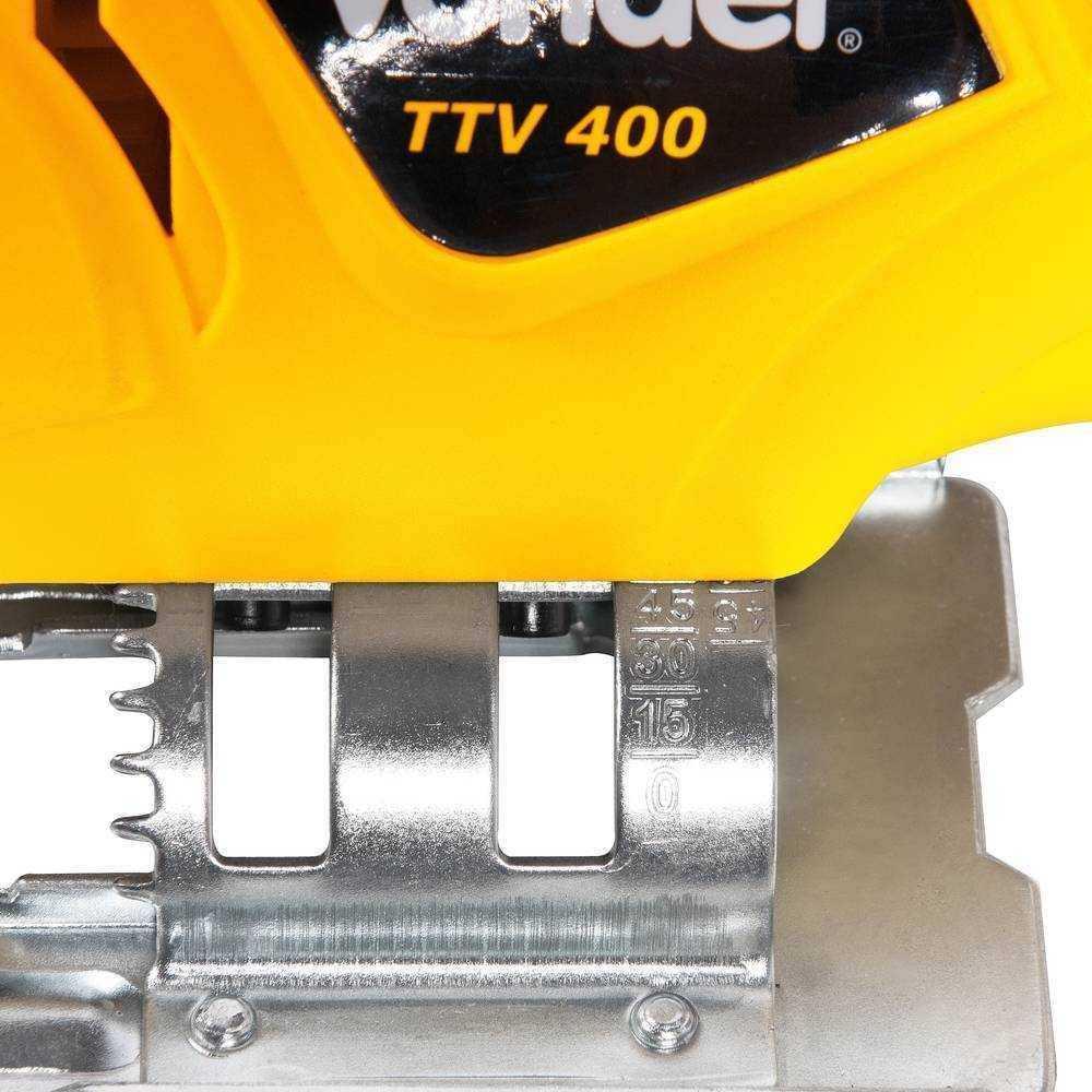 SERRA TICO-TICO VONDER TTV400 400W 3000 GPM