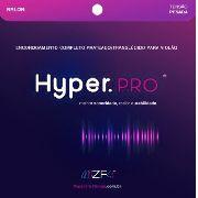 Encordoamento P/violão Hyper Pro Nylon Tensão Pesada