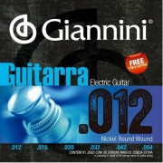 Encordoamento Giannini Guitarra 012 - 054