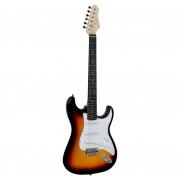 Guitarra Elétrica Giannini G-100 3 Tone Sunburst com escudo White (3TS/WH)