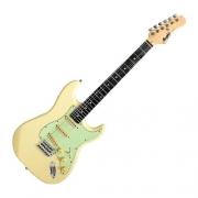 Guitarra Memphis MG-30 Olympic White Satin (OWS)