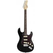 Guitarra Tagima T-635 Black com escudo Tortoise