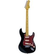 Guitarra Tagima TG-530 Black com escudo Tortoise (BK/TT)