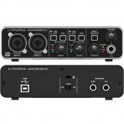 Interface Behringer UMC202HD
