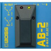 Pedal Boss 2-Way Selector AB-2