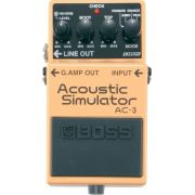 Pedal Boss Acoustic Simulator AC-3