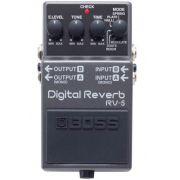 Pedal Boss Digital Reverb RV-5