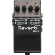 Pedal Boss Reverb RV-6