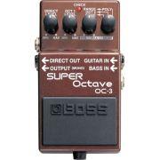 Pedal Boss Super Octave OC-3