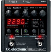 Pedal TC Eletronic ND-1 Nova Delay