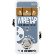 Pedal TC Eletronic Wiretap Riff Recorder
