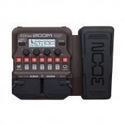Pedaleira Zoom A1X Four Para Instrumentos Acústicos