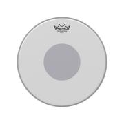 Pele Remo de 14 Polegadas Controlled Sound Porosa com Circulo Preto CS-0114-10