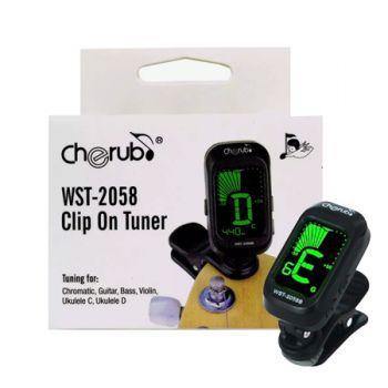 Afinador CHERUB Cromático WST2058A