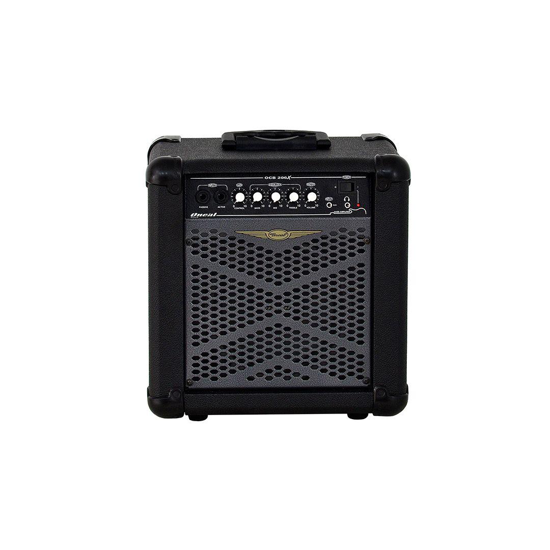 Amplificador Oneal para Contra Baixo OCB 206X