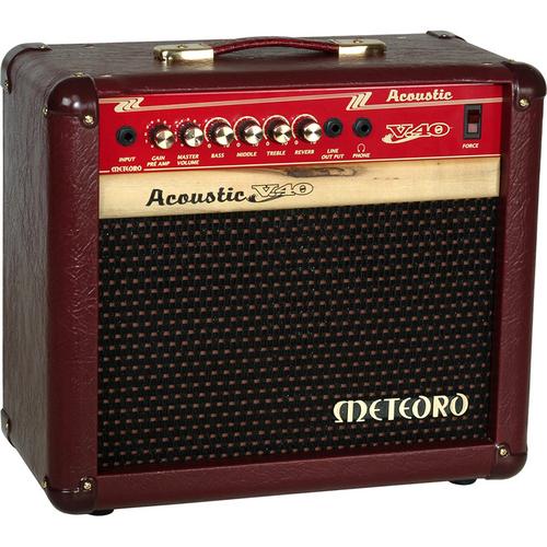 Amplificador Meteoro Acoustic V40
