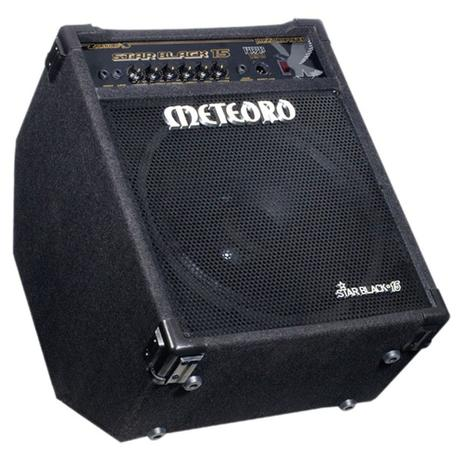Amplificador Meteoro para Contra Baixo Star Black 15