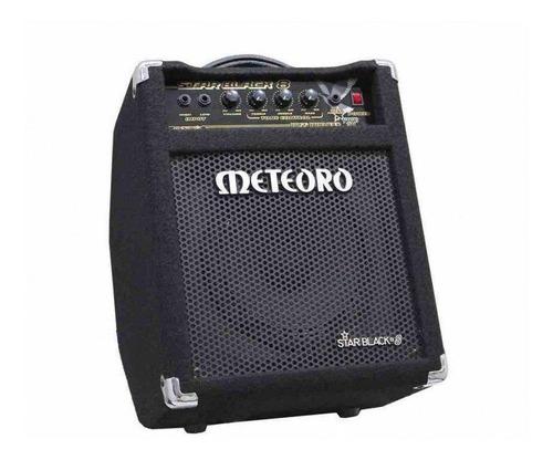 Amplificador Meteoro para Contra Baixo Star Black 8