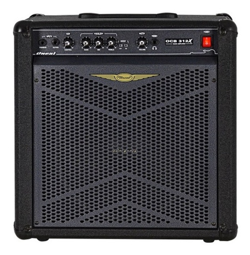 Amplificador Oneal para Contra Baixo OCB 312X