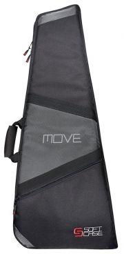 Bag Soft Case Para Guitarra Move