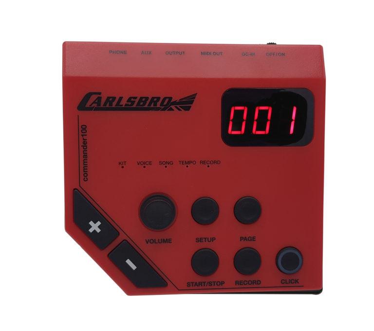 Bateria Eletrônica Carlsbro CSD100