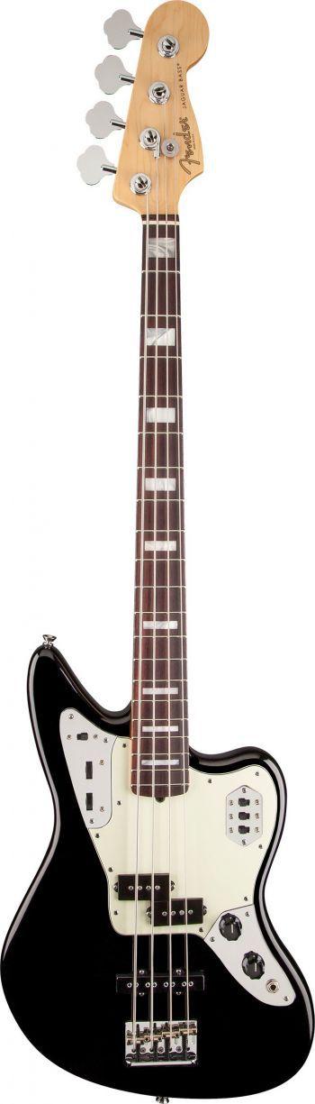 Contra Baixo Fender American Standard Jaguar