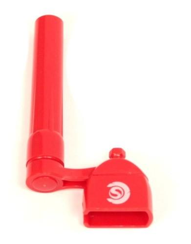 Encordoador Custom Sound De Plástico Vermelho