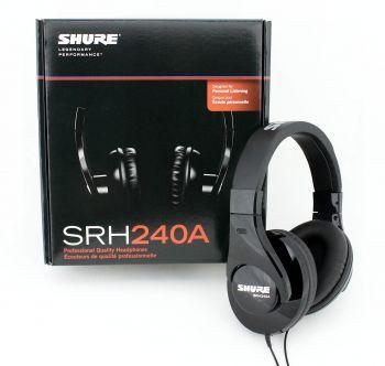 Fone Shure SRH240A