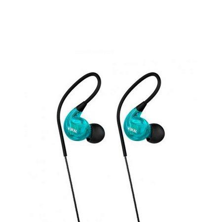 Fone Vokal In Ear E40 Blue