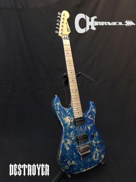 Guitarra Charvel San Dimas Japan - Usada