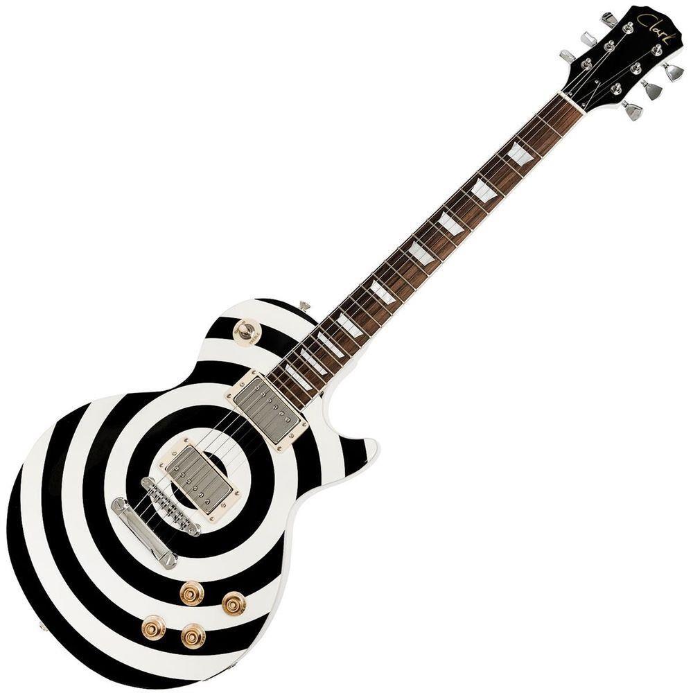 Guitarra Clark CZW-300 Zakk Wylde (Saldão)