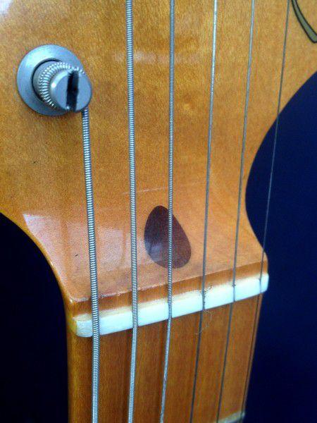 Guitarra Fender USA Eric Johnson - Usada