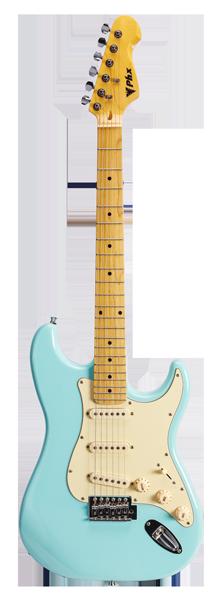 Guitarra PHX ST-2 Daphne Blue