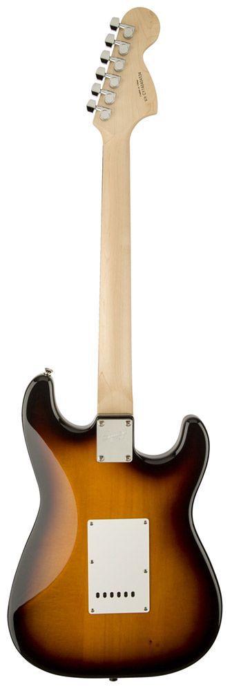 Guitarra Squier Affinity Stratocaster Canhota