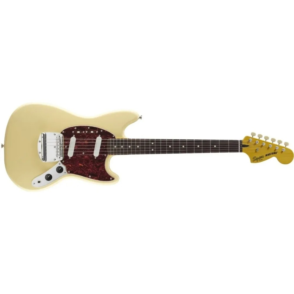 Guitarra Squier Vintage ModifiedMustang Vintage White