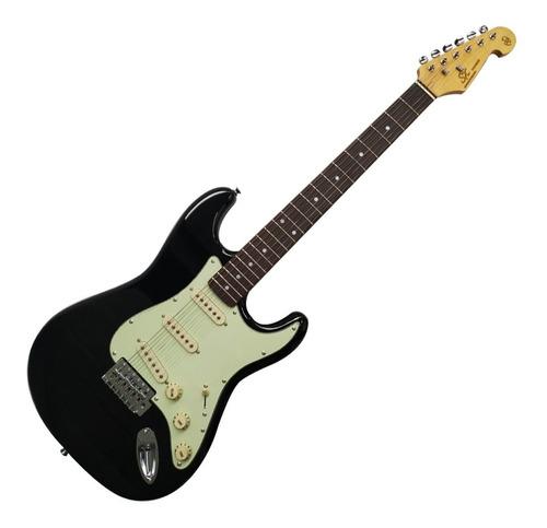 Guitarra SX SST62 Black