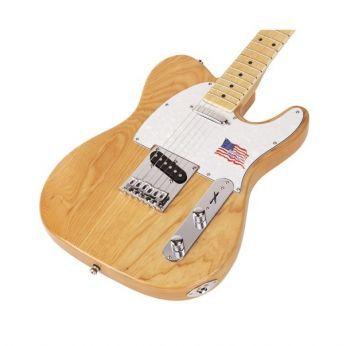 Guitarra SX Telecaster STLASH Vintage ASH
