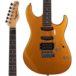 Guitarra Tagima TG-510 Metallic Gold Yellow